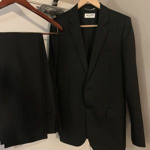 Yves Saint Laurent Jackets & Coats - yves saint laurent womens pants suit (fits 6-8)